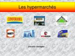les hypermarch s17