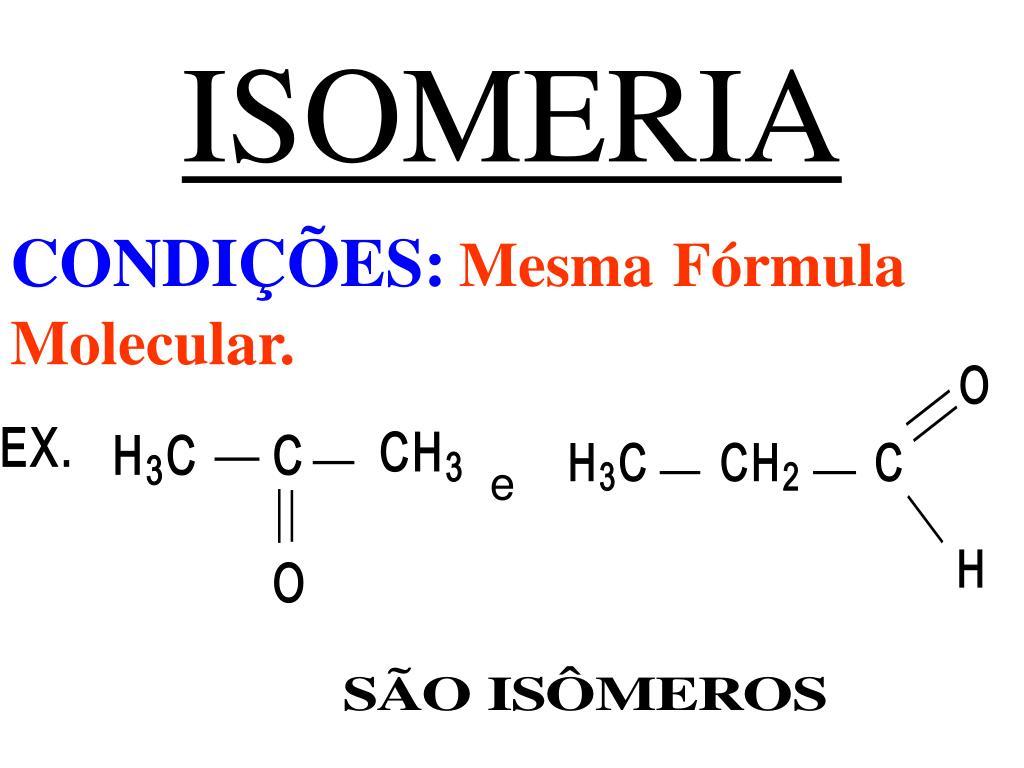 isomeria l.