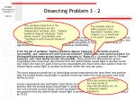 dissecting problem 3 2