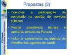 propostas 3