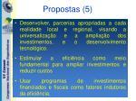 propostas 5