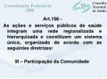 constitui o federal de 1988