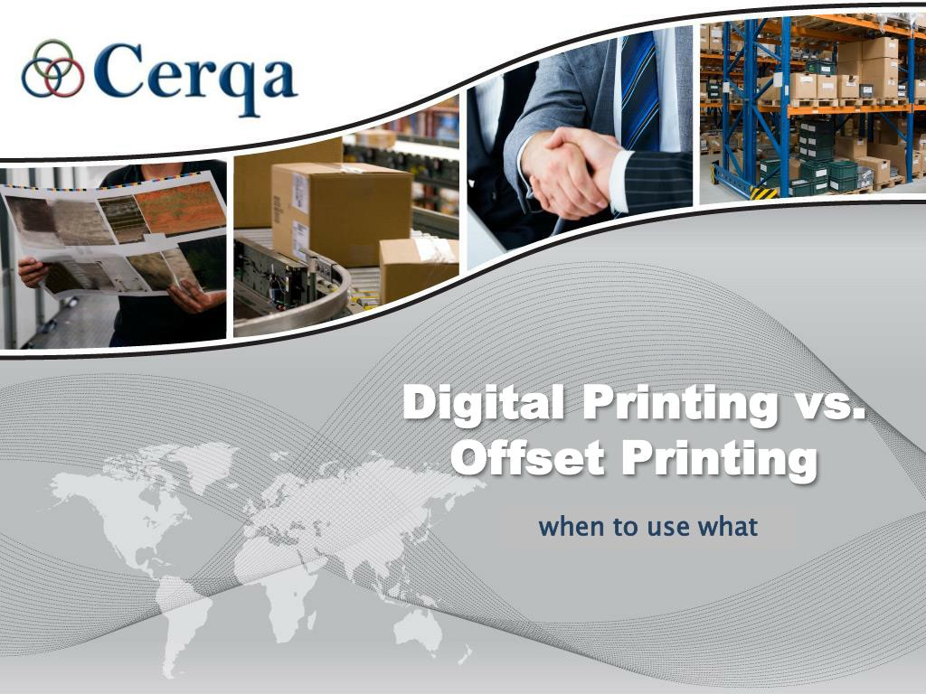 digital printing vs offset printing l.