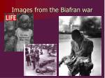 images from the biafran war