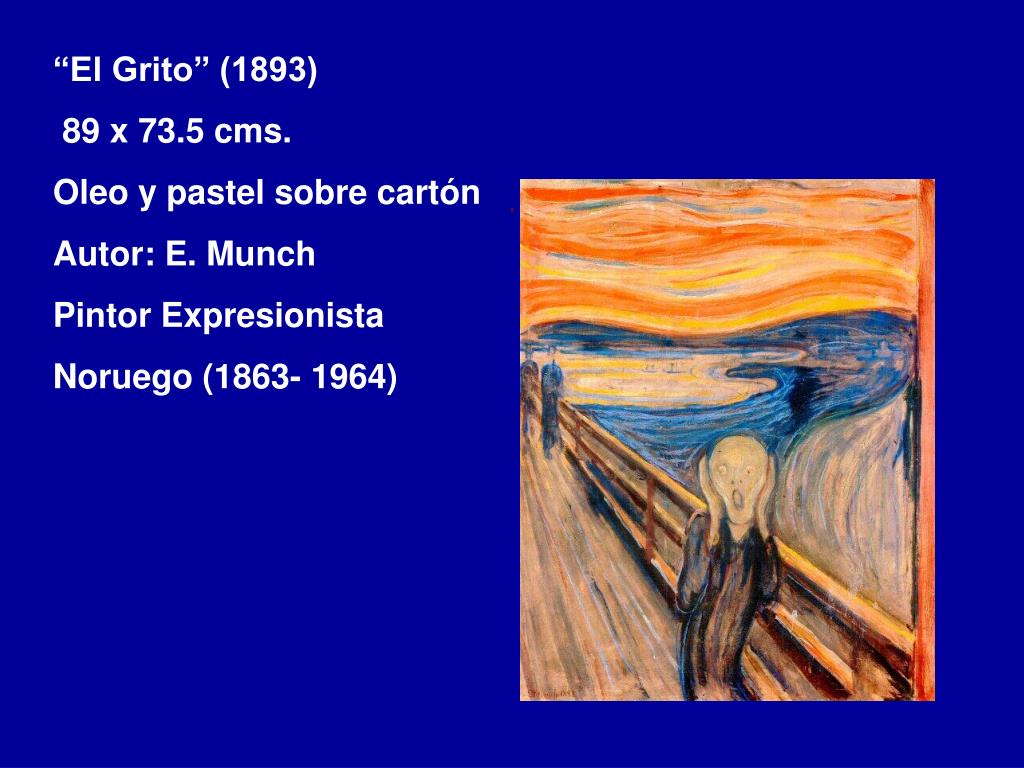 """""""El Grito"""" (1893)"""