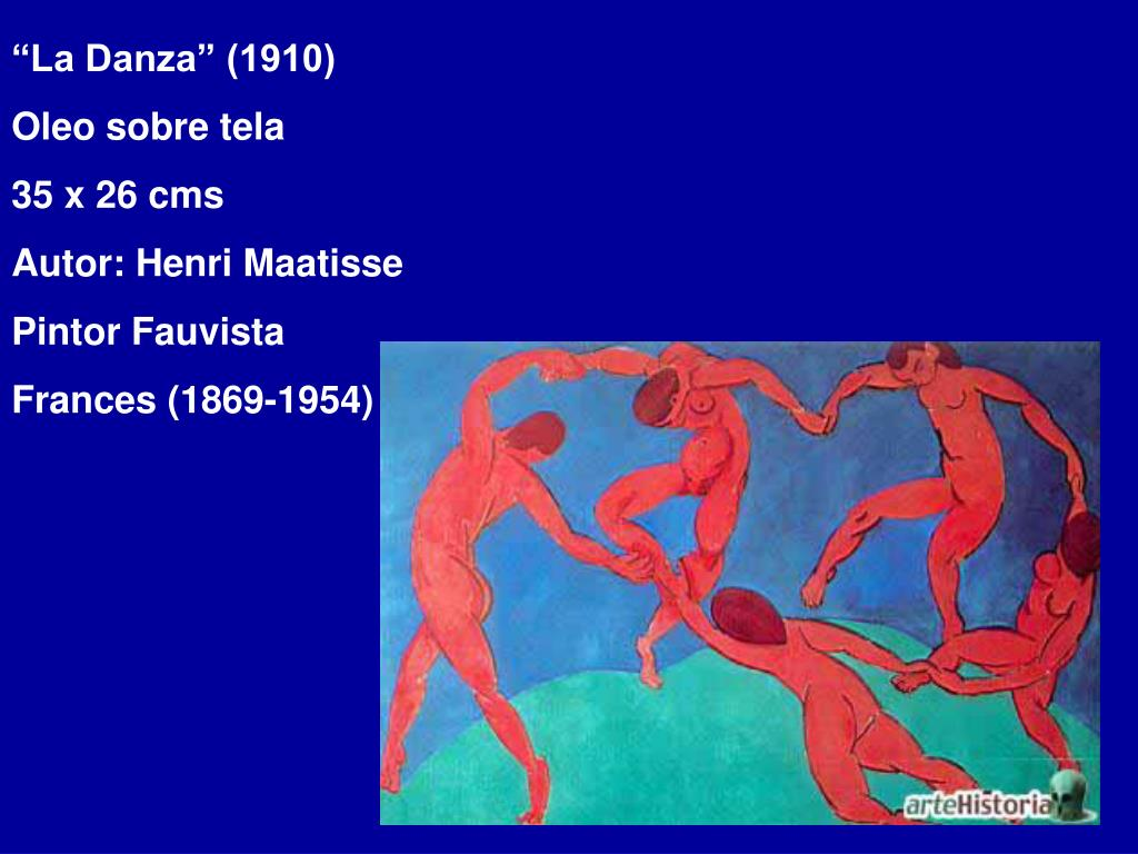 """""""La Danza"""" (1910)"""
