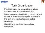 task organization2