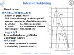 infrared soldering