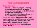 the german system16