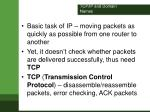 tcp ip and domain names