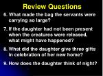 review questions19