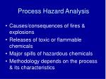 process hazard analysis23