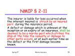 nmip 2 11