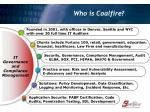 who is coalfire