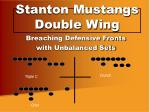 stanton mustangs double wing10