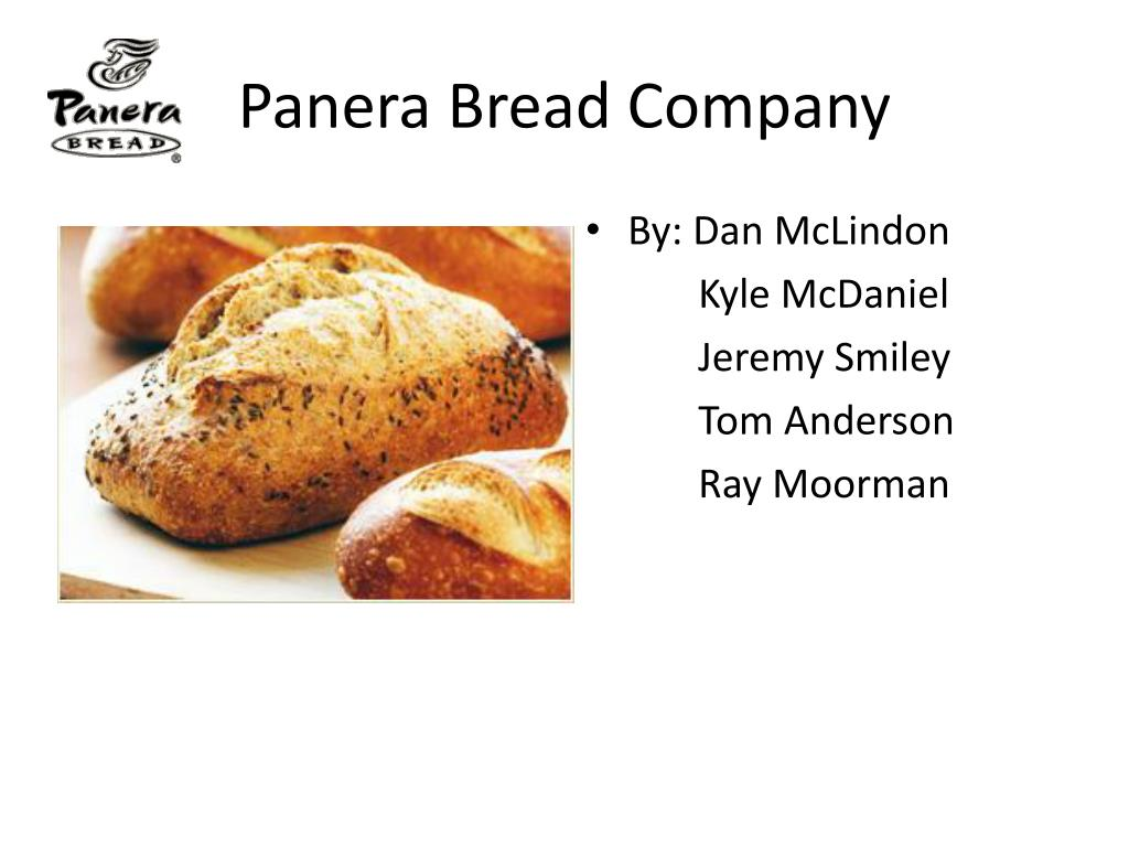 panera bread business strategies Panera bread management has employed you as a consultant you are tasked to assess the company's strategy, competitive market position and overall situation prepare a report to the senior executives at panera bread that addresses the following.