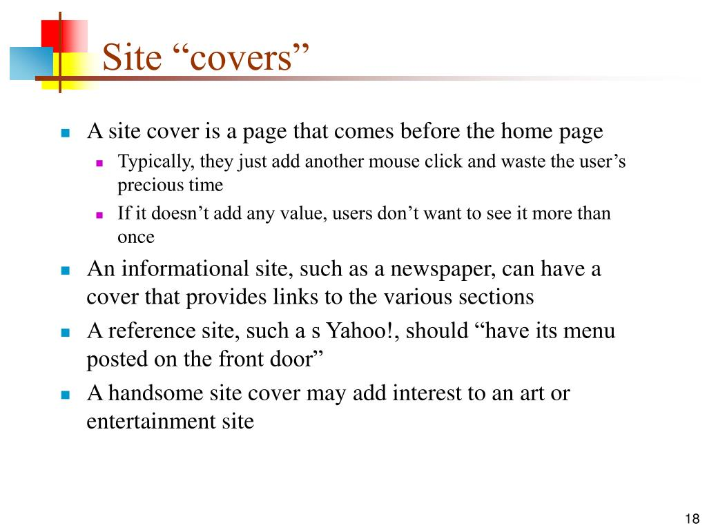 """Site """"covers"""""""