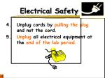 electrical safety13
