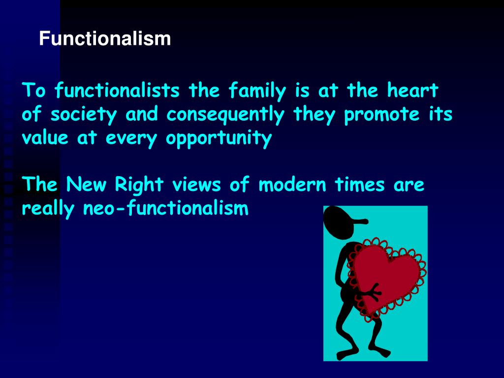 functionalists opinion on feminist view of