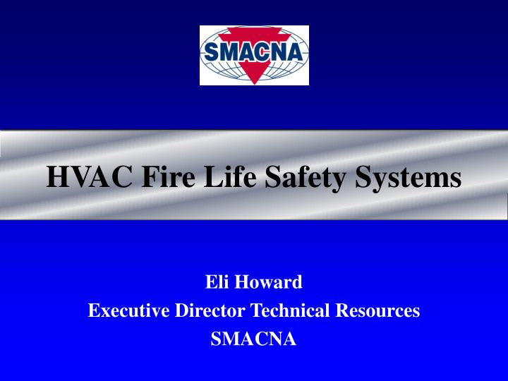 hvac fire life safety systems n.