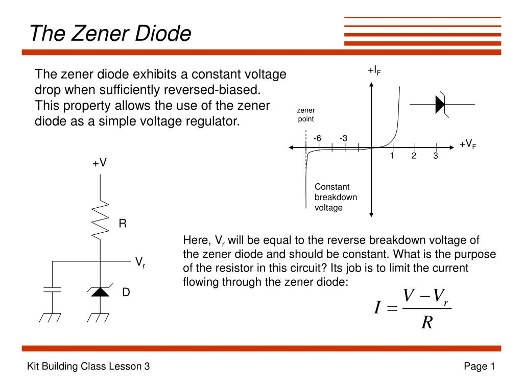 How To Build Zener Diode Tester