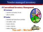 vendor managed inventory1