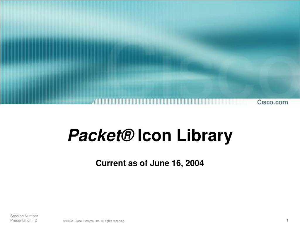 packet icon library l.