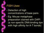 fish uses