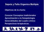 sepsis y falla organica multiple2