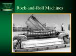 rock and roll machines27