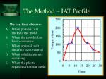 the method iat profile68