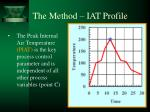 the method iat profile69