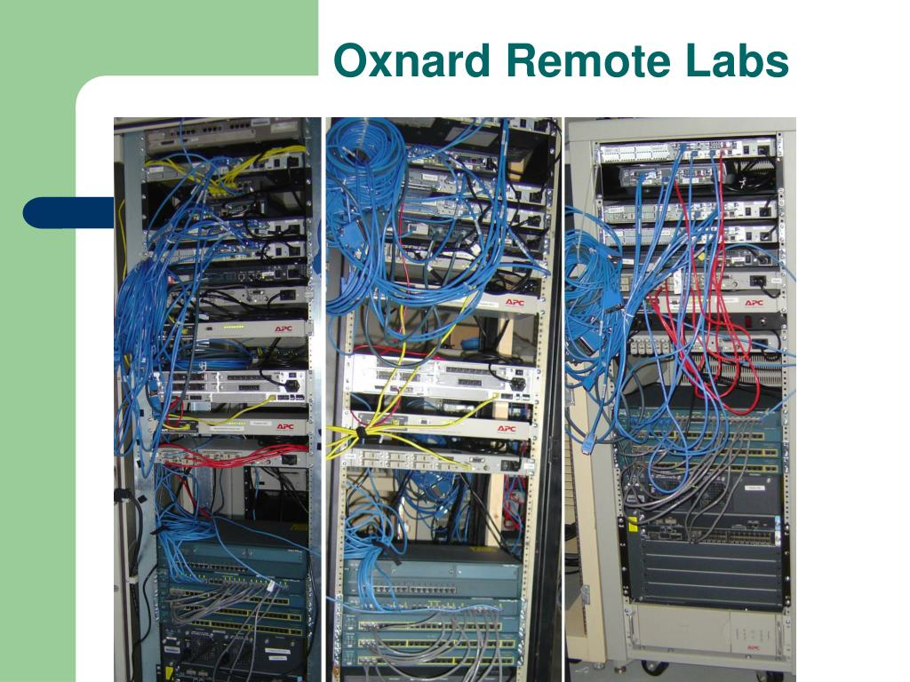 Oxnard Remote Labs