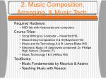 2 music composition arranging music tech10