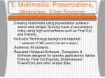 5 multimedia presentations websites film scoring