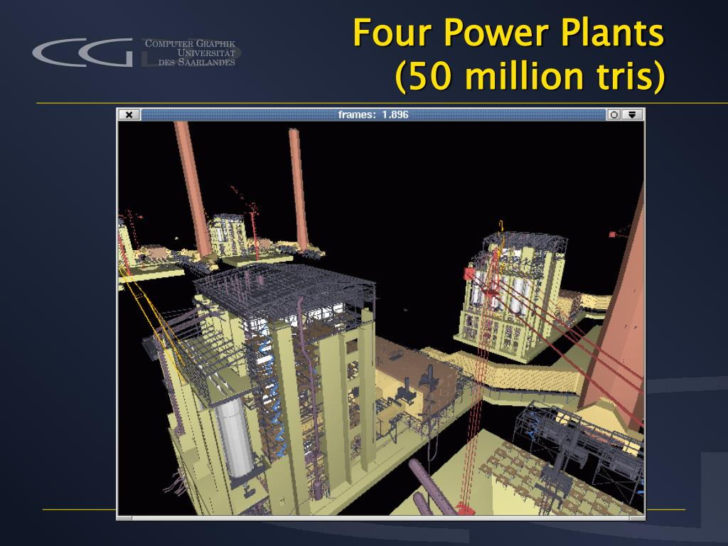 Four Power Plants
