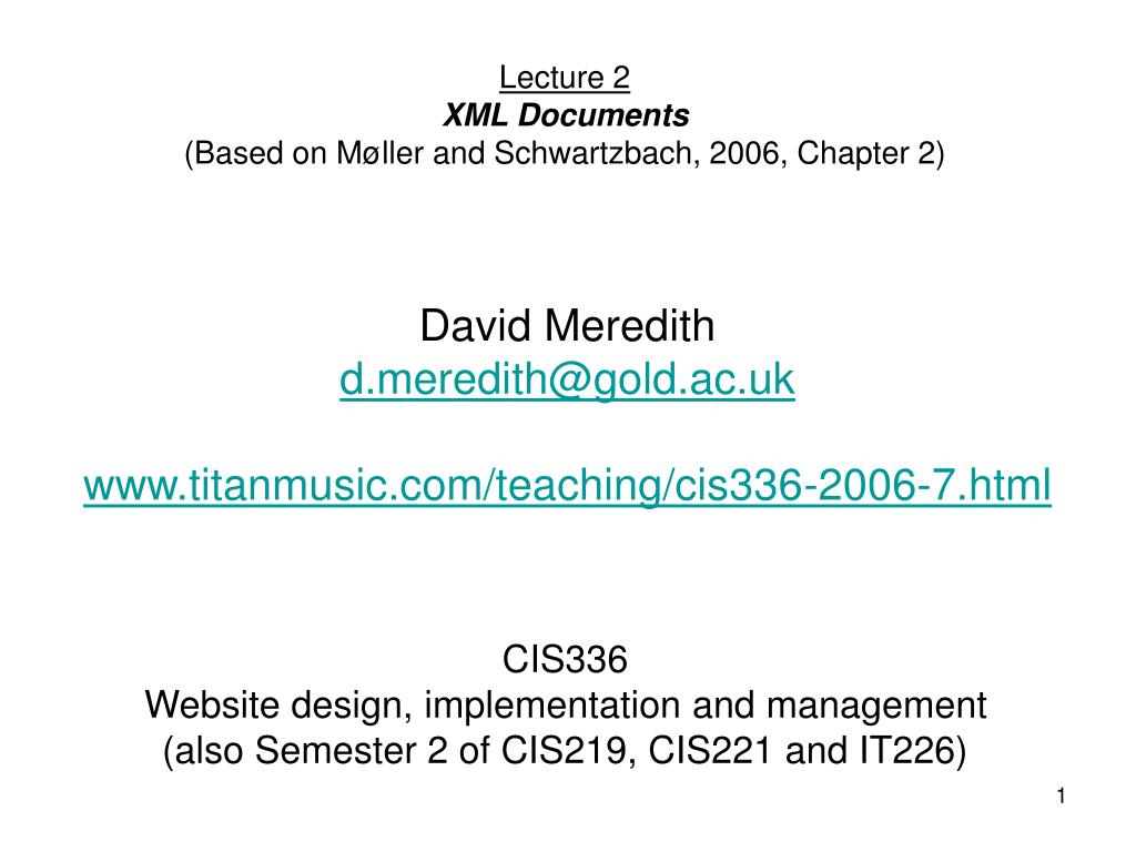 cis336 website design implementation and management also semester 2 of cis219 cis221 and it226 l.