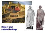 history and cultutal heritage