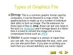types of graphics file