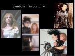 symbolism in costume