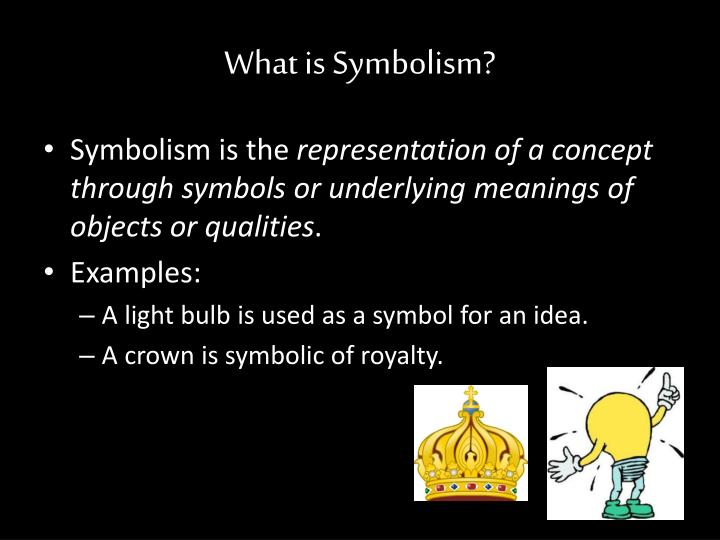 Ppt Looking For Meaning Symbols Motifs Powerpoint Presentation