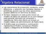 lgebra relacional2