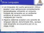 otros lenguajes1