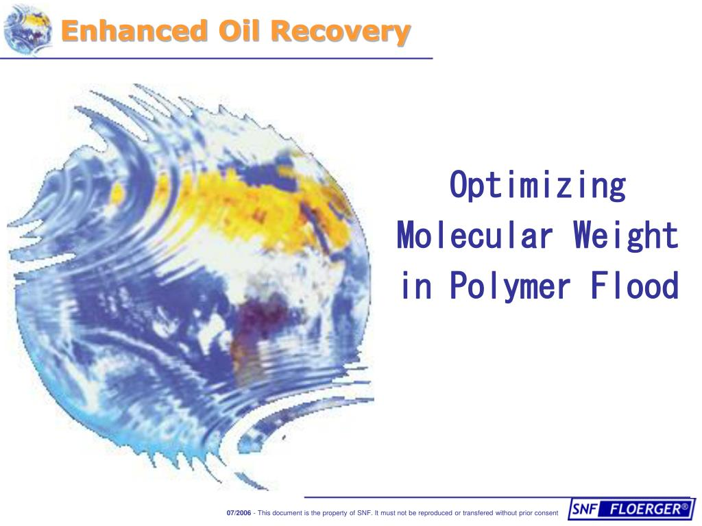 enhanced oil recovery l.
