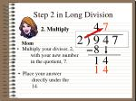 step 2 in long division1