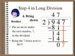 step 4 in long division1