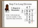 step 5 in long division1