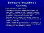 summative assessment 3 continued34