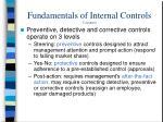 fundamentals of internal controls continued2