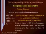 dist rbios do equil brio cido b sico interpreta o da gasometria37